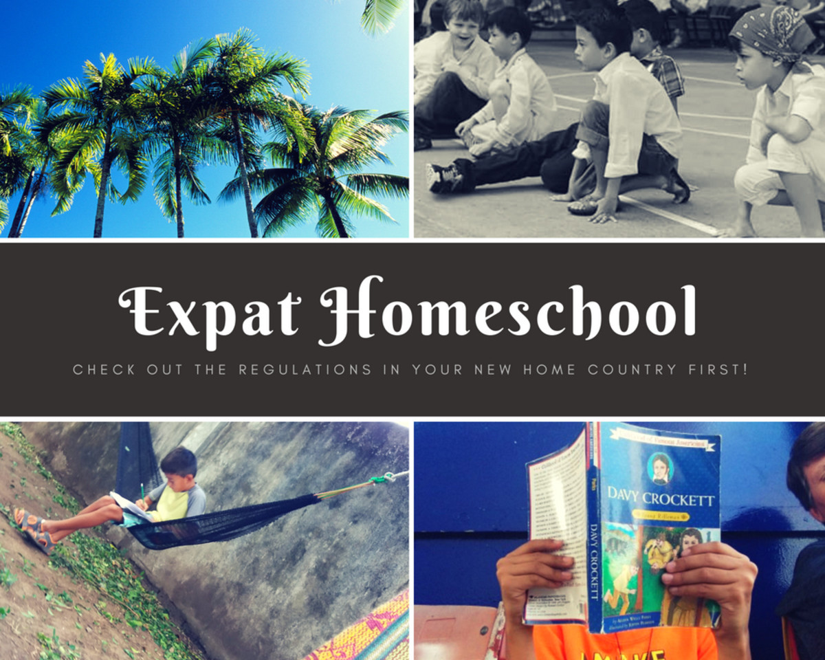 Three Ways Homeschooling Expats are Different