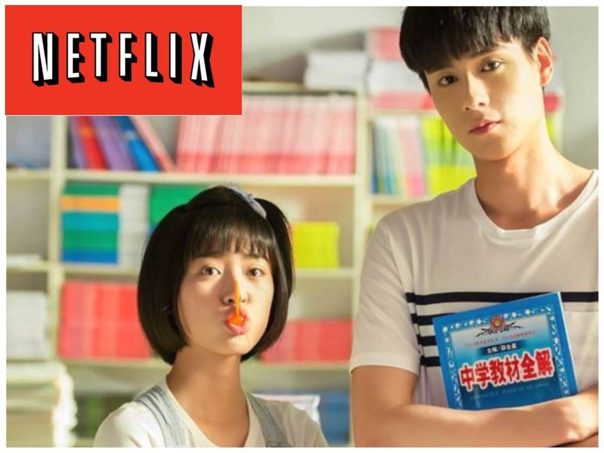 A Love So Beautiful - Netflix