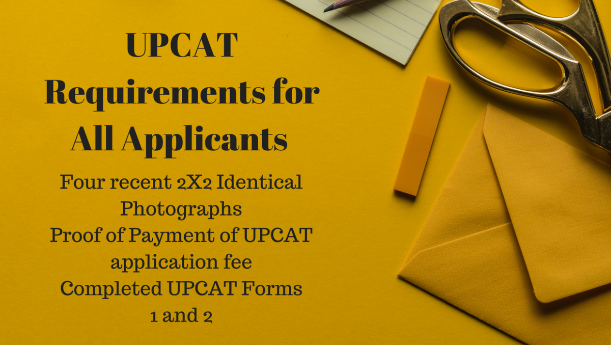 UPCAT Requirements for All Applicants - Photo by Joanna Kosinska via Unsplash and Edited by Cromwells via Canva