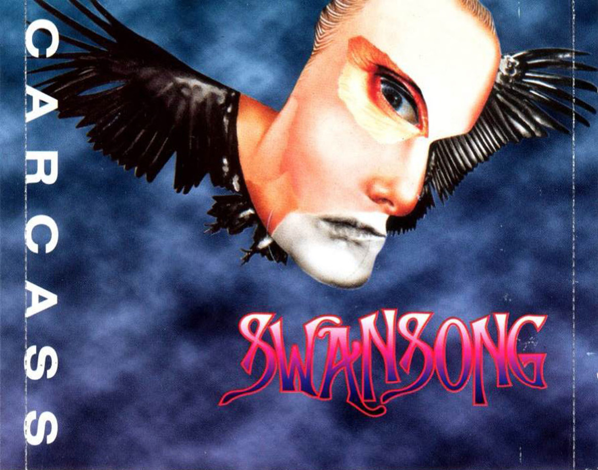a-review-of-the-album-swansong-by-british-death-metal-band-carcass