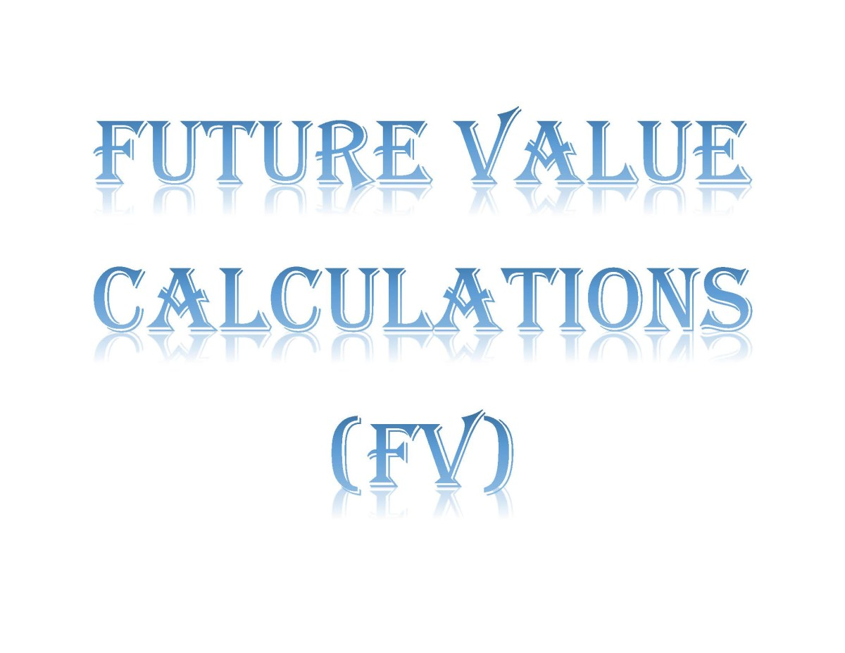 Finding Future Values (TVM Calculations)