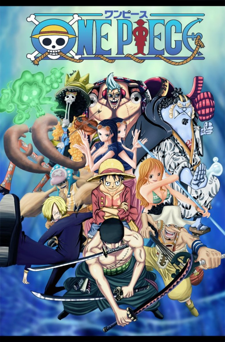 One Piece: Straw Hat Pirates from Weakest to Strongest