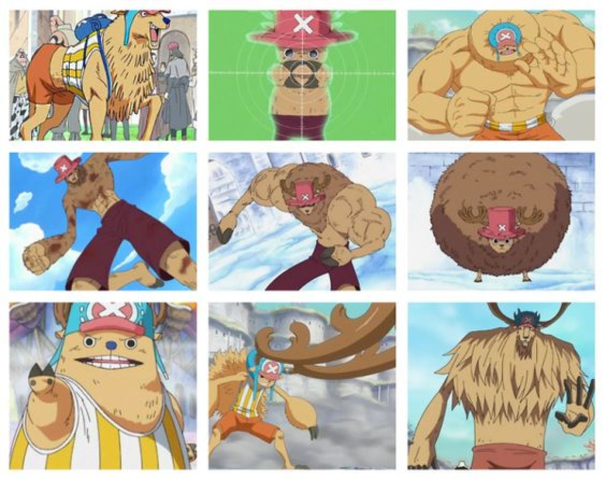 Chopper all forms