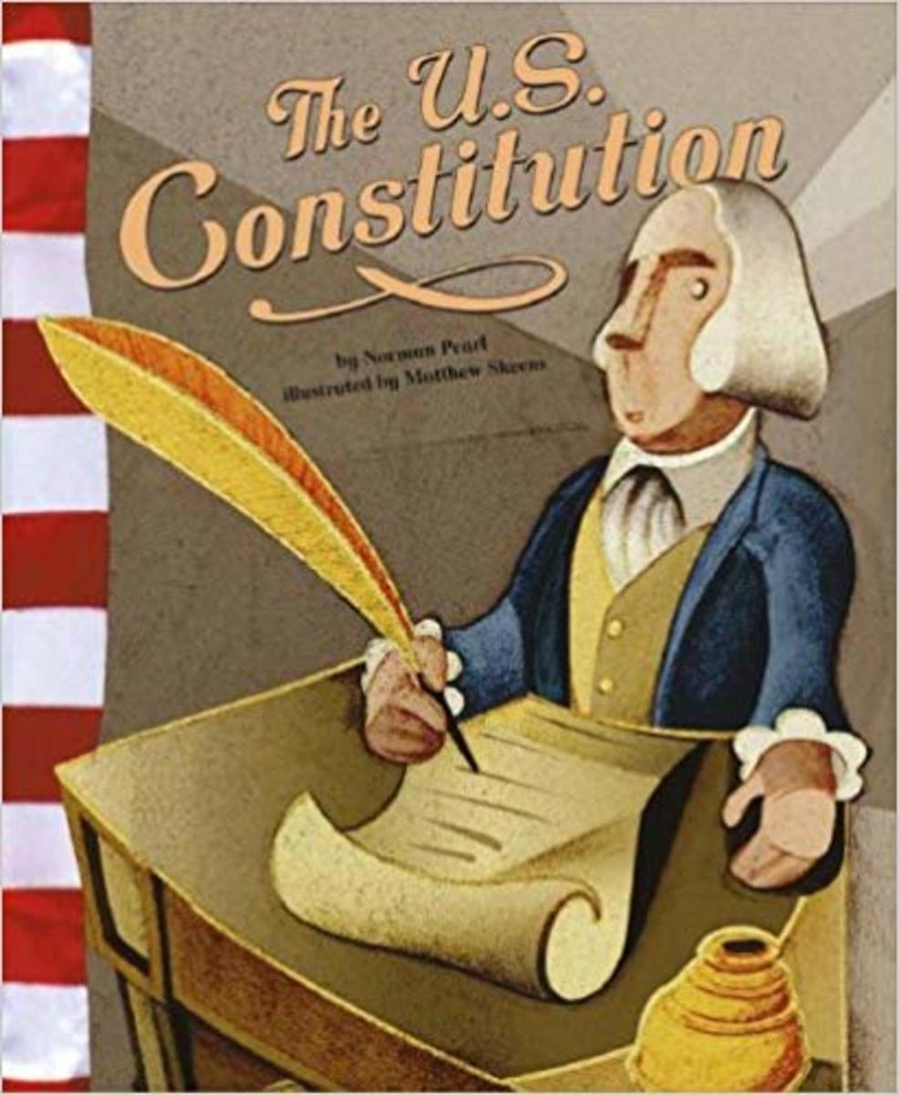 The U.S. Constitution (American Symbols) by Norman Pearl