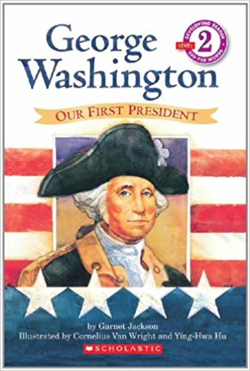 George Washington: Our First President by Cornelius Van