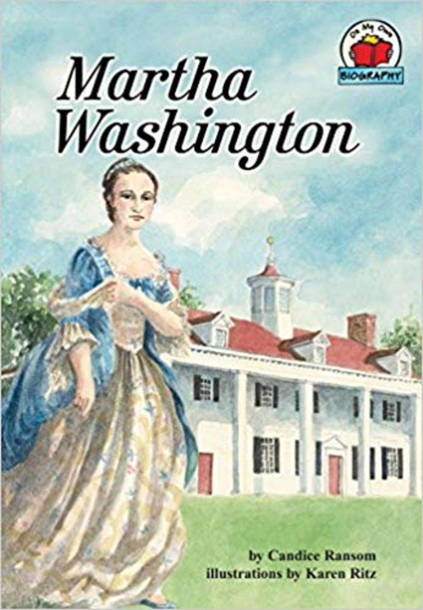 Martha Washington (On My Own Biography) by Candice Ransom