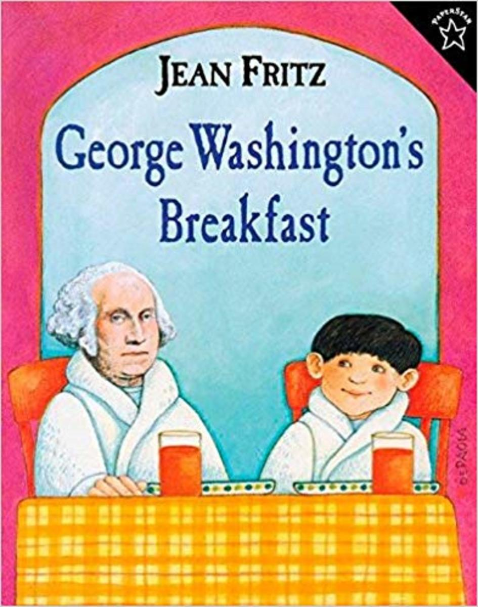 George Washington's Breakfast by Jean Fritz