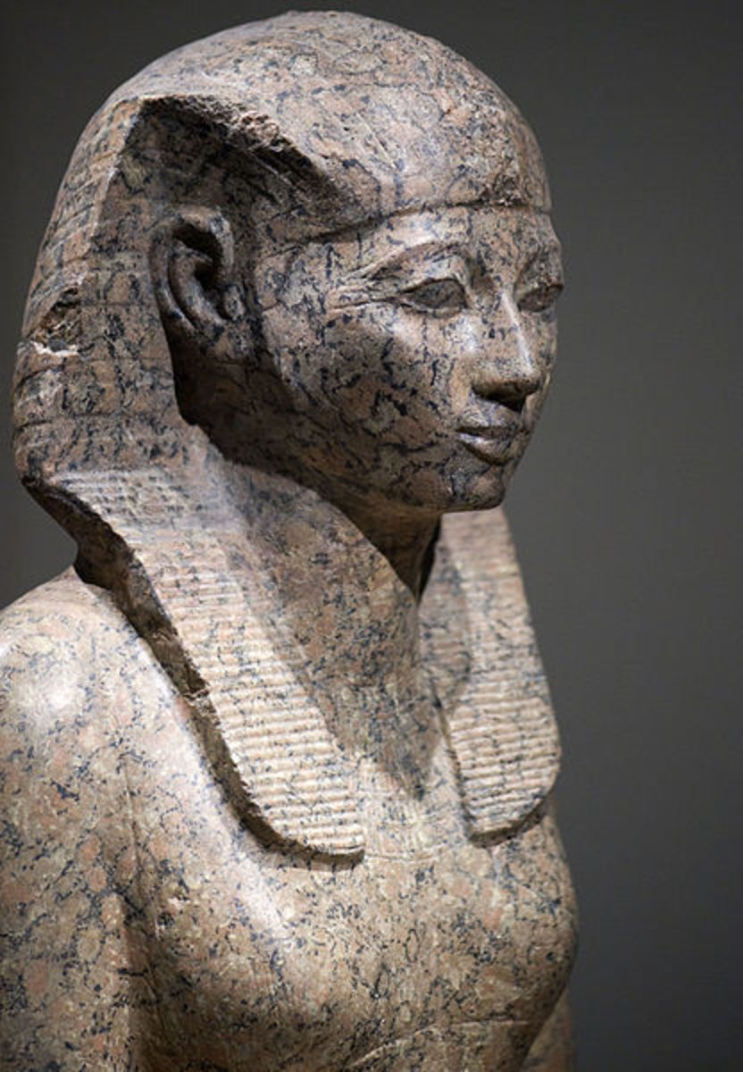 Hatshepsut was the Queen of Peace and Economic Prosperity of Ancient Egypt