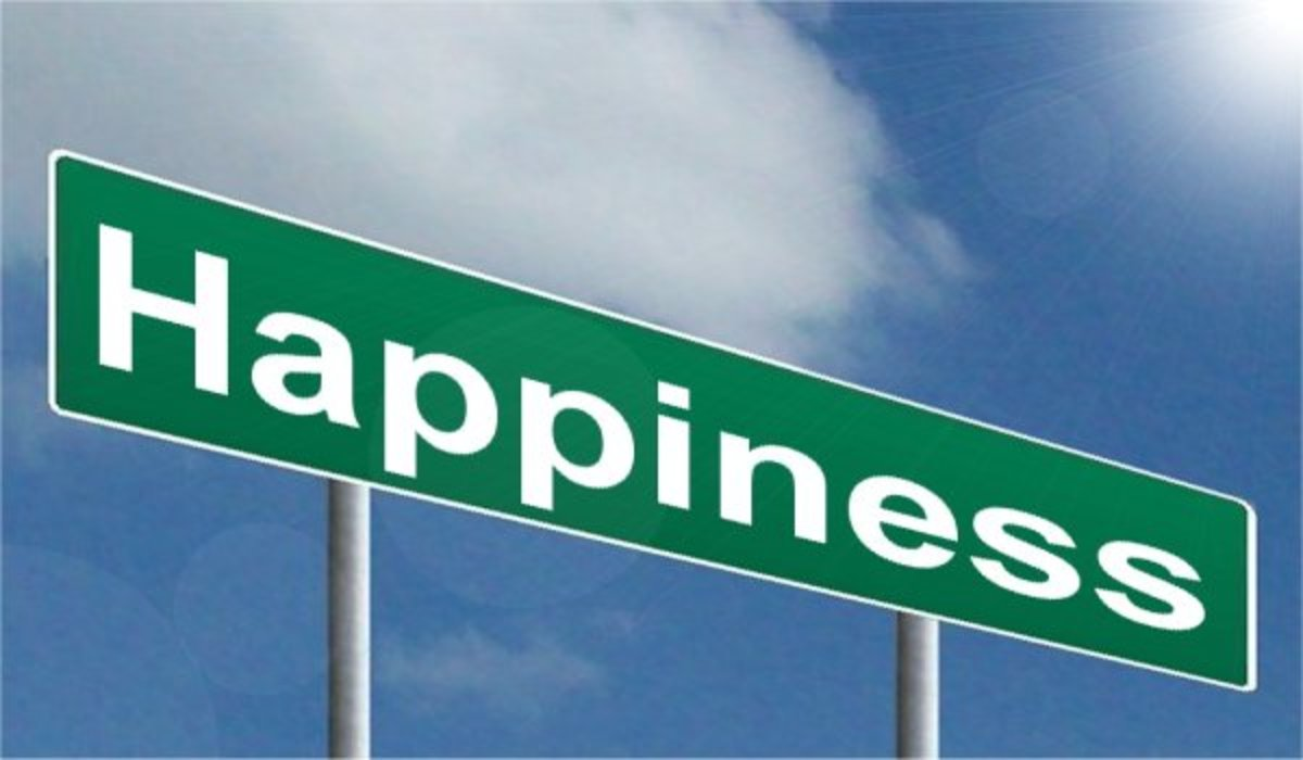 Simple Ways to Be Happy