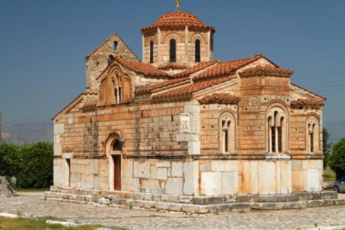 A typical Byzantine Ambulatory