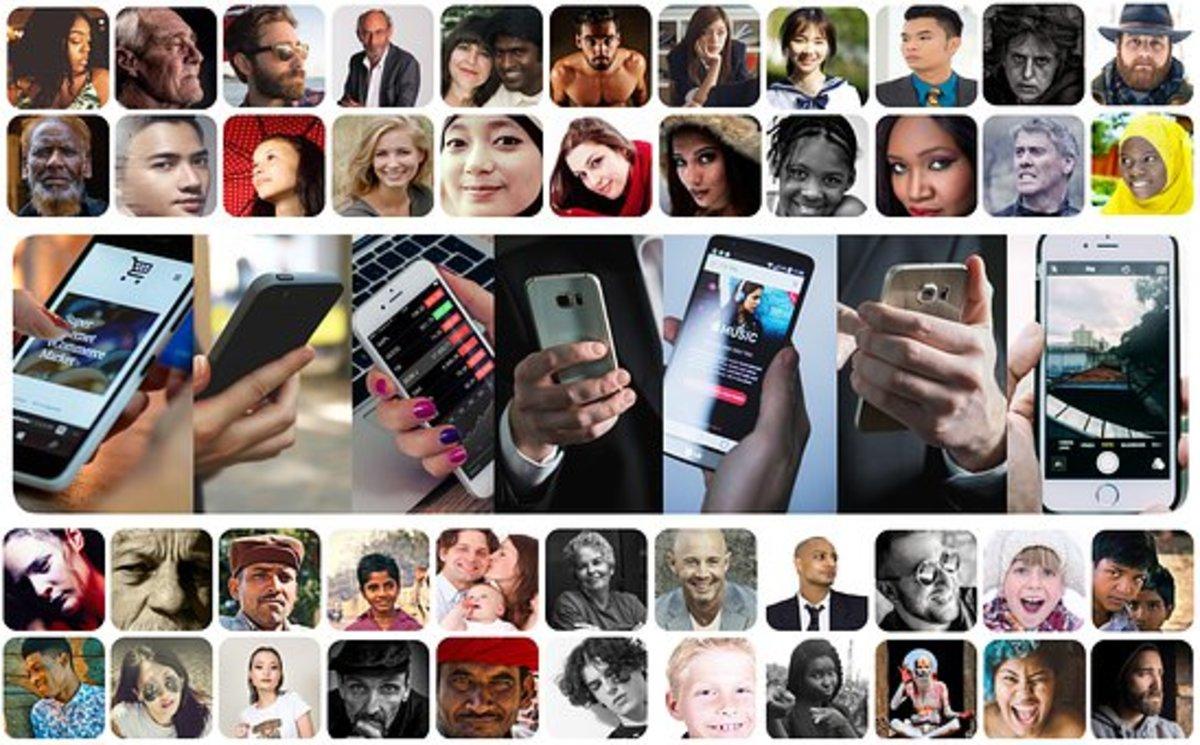 Social media personal friends