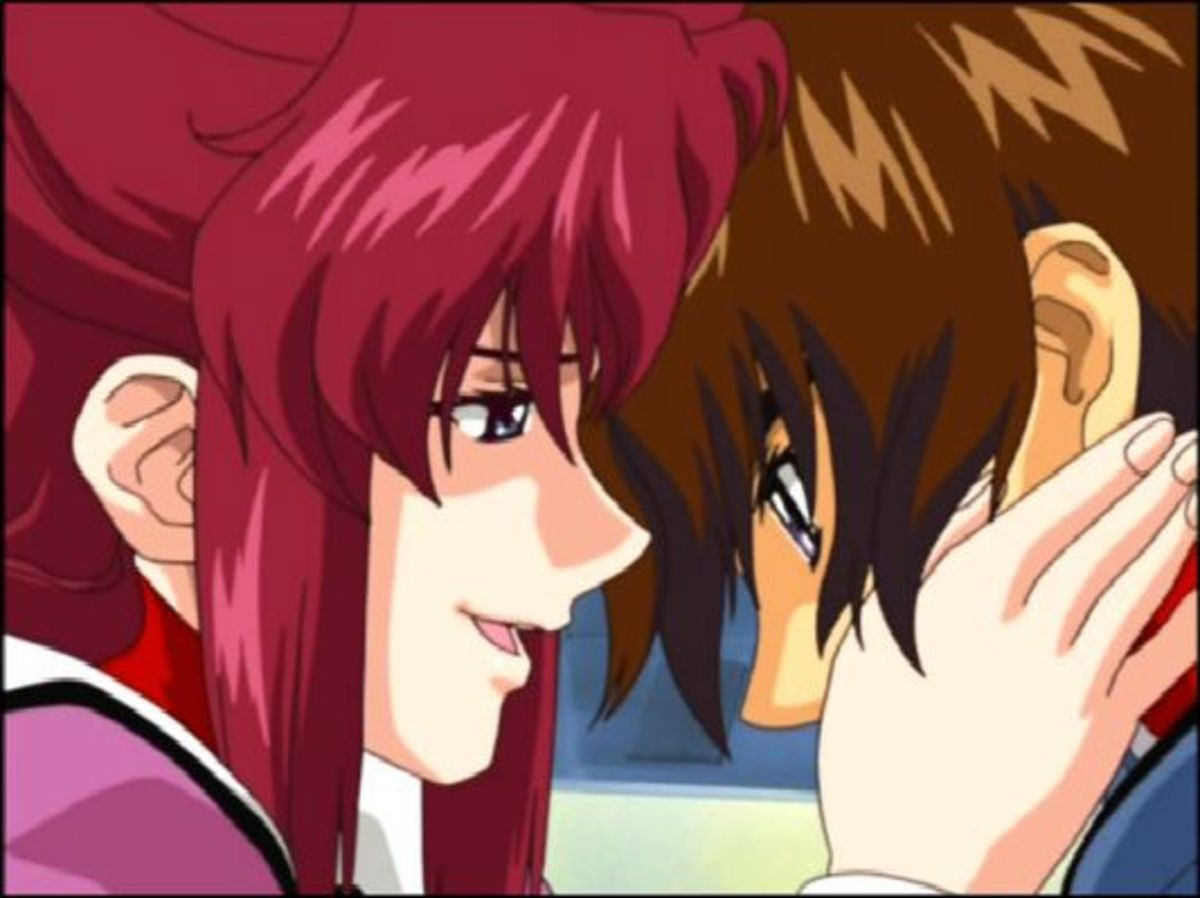 Flay in the process of brainwashing Kira.
