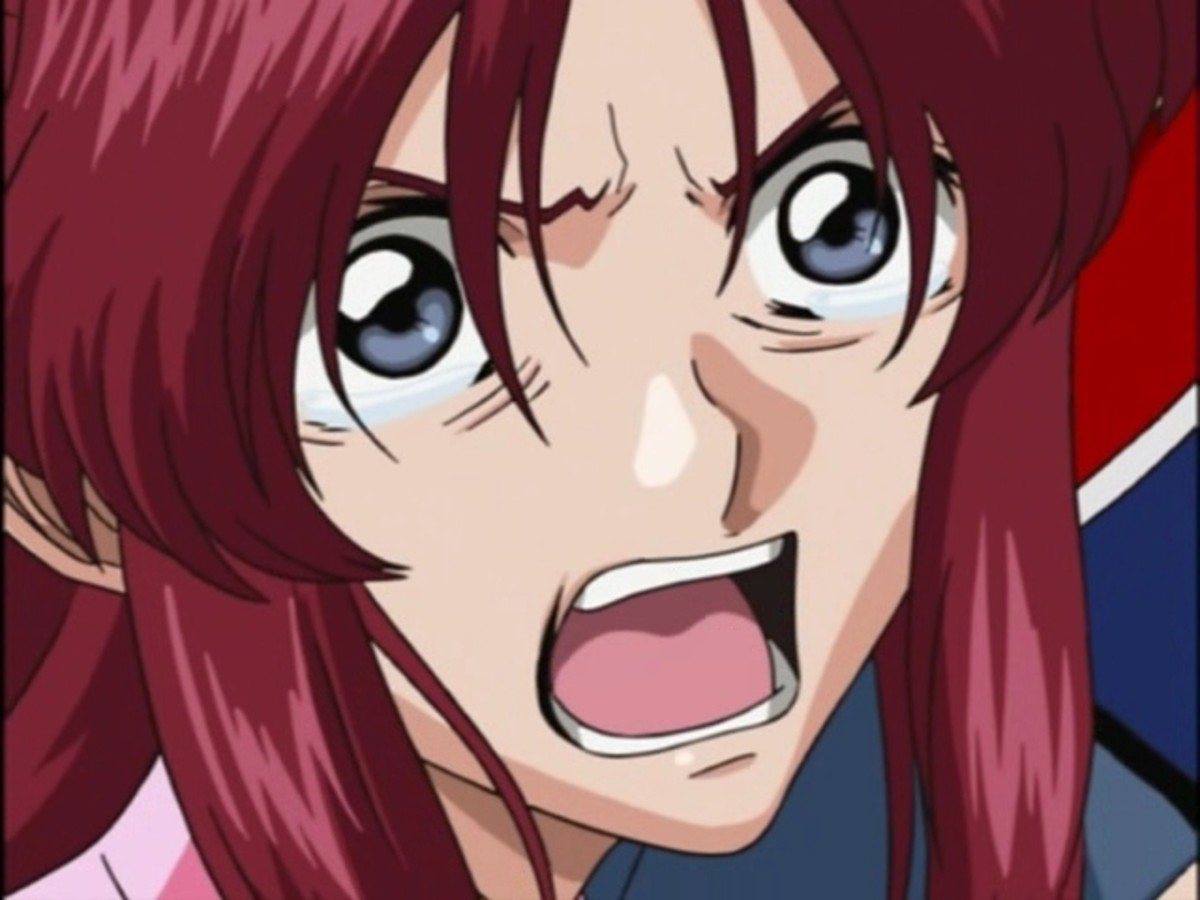 Why Flay Allster Is an Undesirable Female Gundam SEED Character