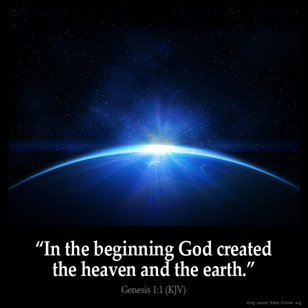 In the Beginning, God - Part 13