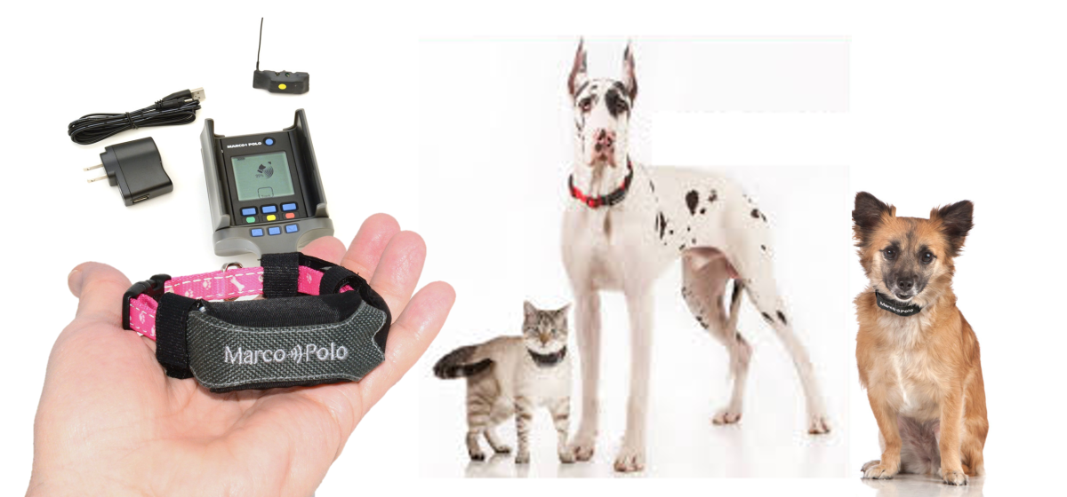 Eureka Marco Polo Pet Monitoring/Tracking and Locating System