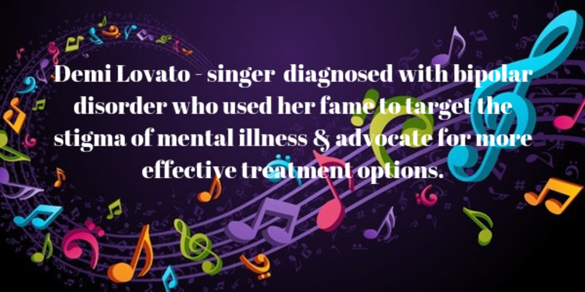 Inspirational Quotes From Celebrities With Bipolar Disorder ...