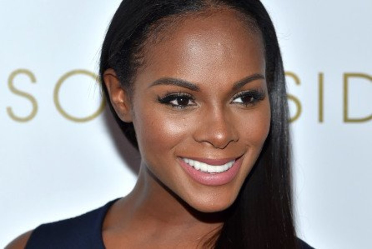 """Tika Sumpter as Candace Young on """"The Haves and the Have Nots"""""""
