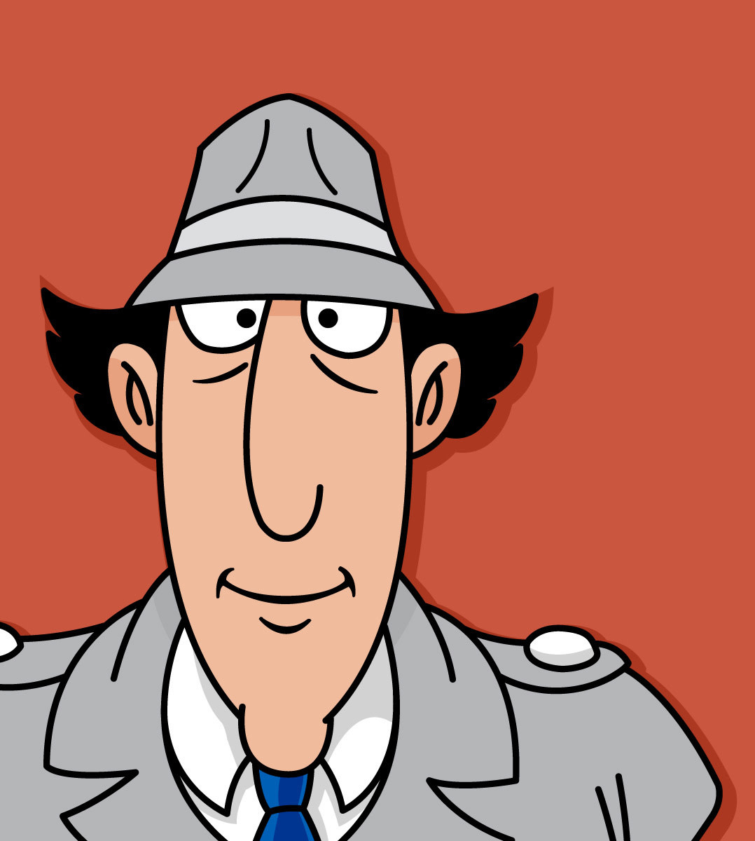Inspector Gadget's voice is performed by Don Adams (1923-2005) in all 86 episodes of the series. There would end up being an animated version of the show in 2015.