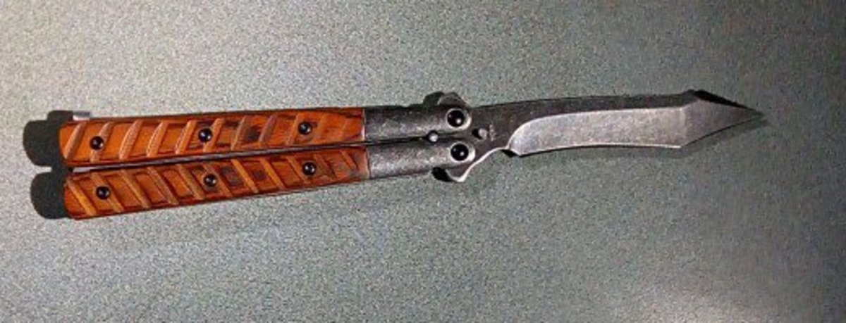 The Butterfly Knife Is a Flawed Weapon
