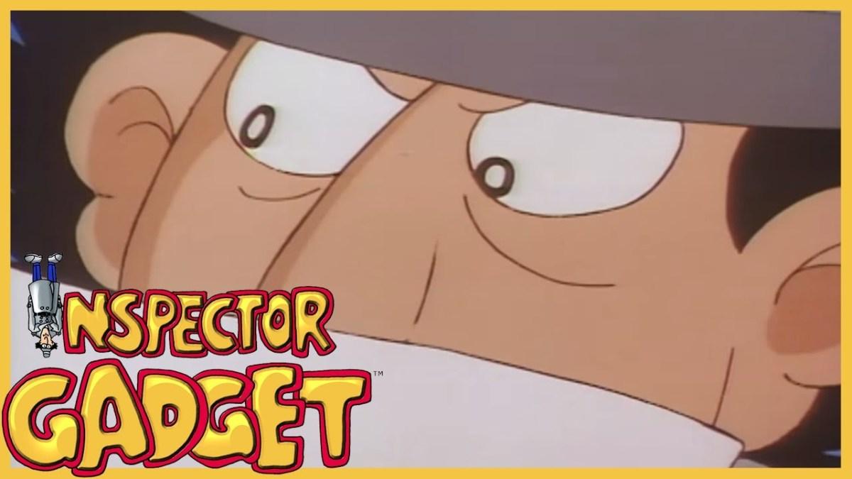 Perspective on Episode 63 of the Cartoon Inspector Gadget