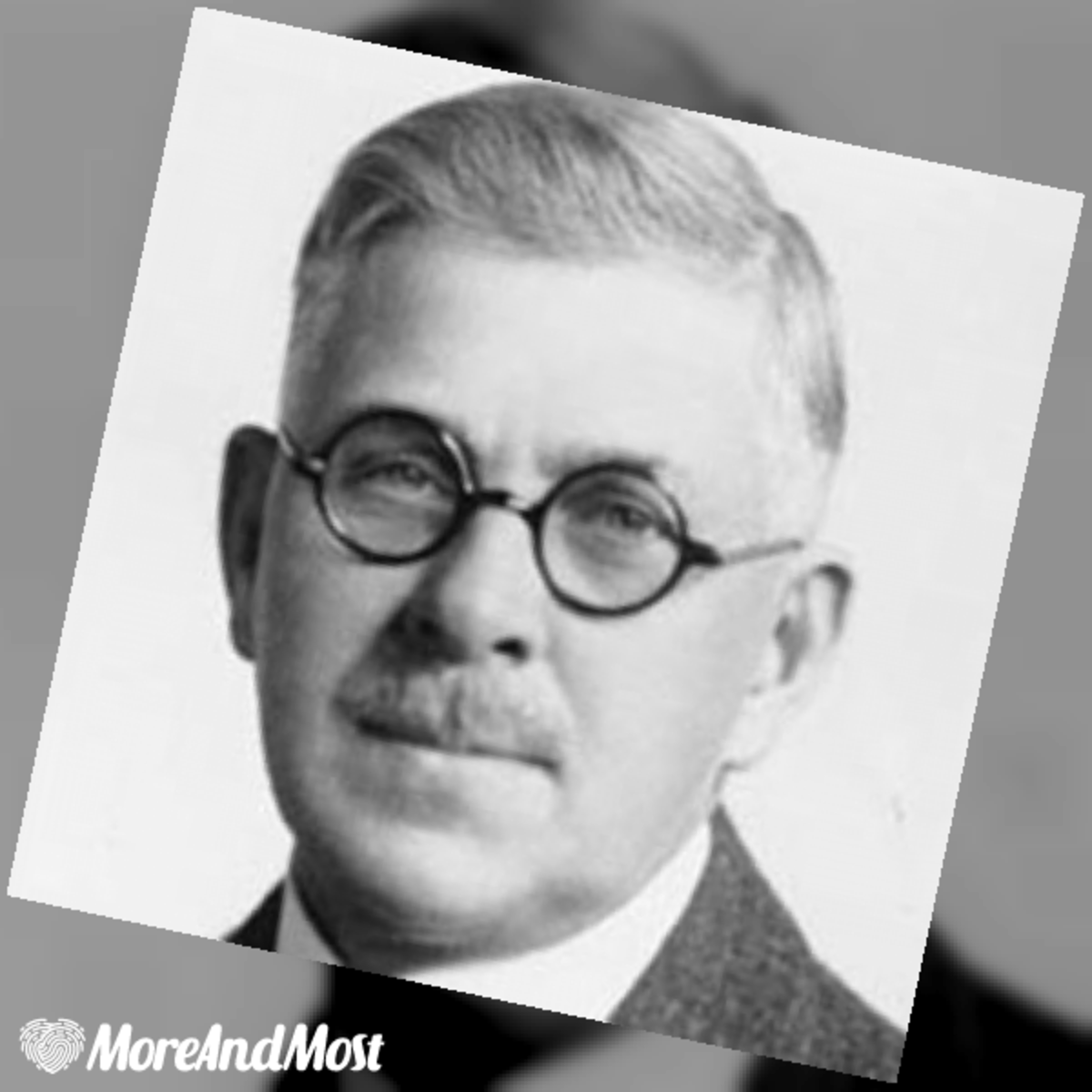 Ransom E. Olds, Lansing's first citizen and a client for Moon's residential as well as commercial architecture