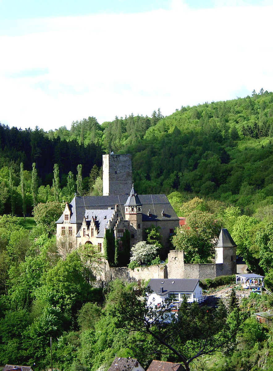 """Hitler's headquarters """"The Eagle's Nest"""" was located near its grounds. From there he would direct the Ardennes counteroffensive."""