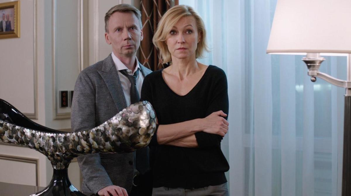 Ingeborga Dapkunaite & Slava N. Jakovleff star in Insomnia (2018)