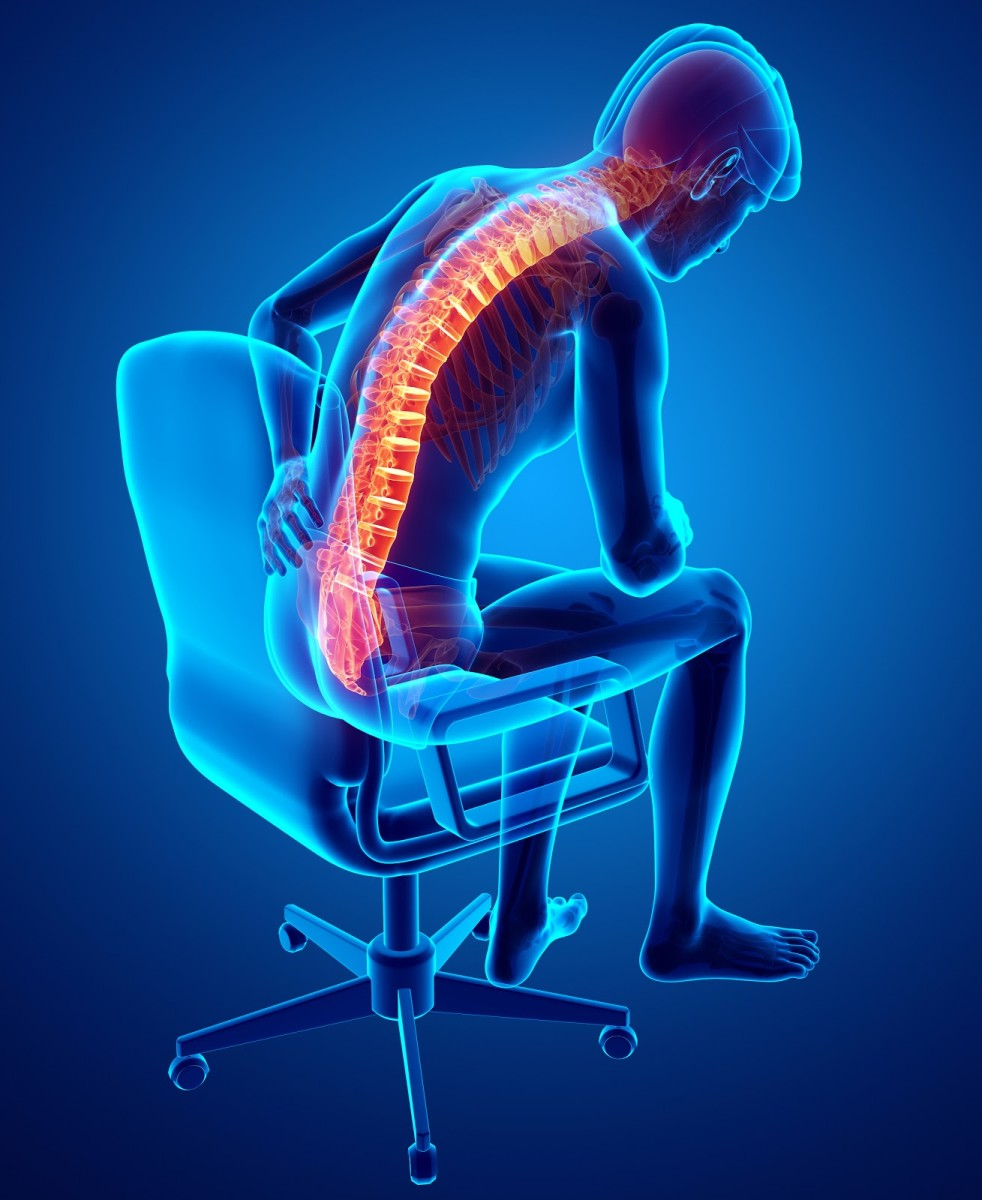 7 ways to Get Rid Of Pain in the Muscles of Your Back