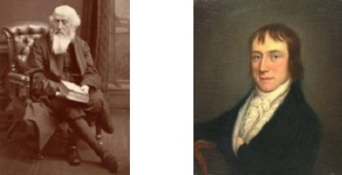 William Barnes and William Wordworth