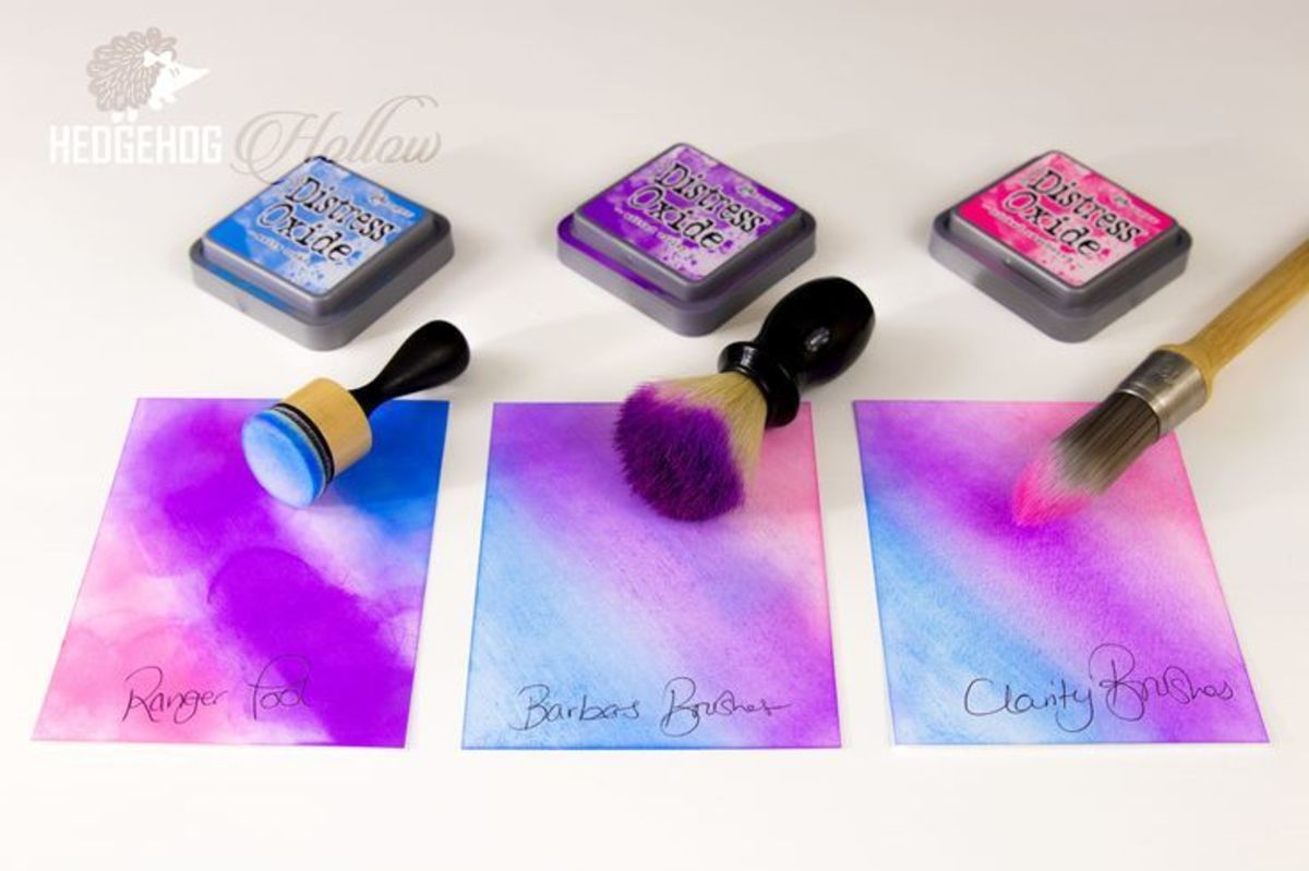 You chose the blending tool that is right for you/