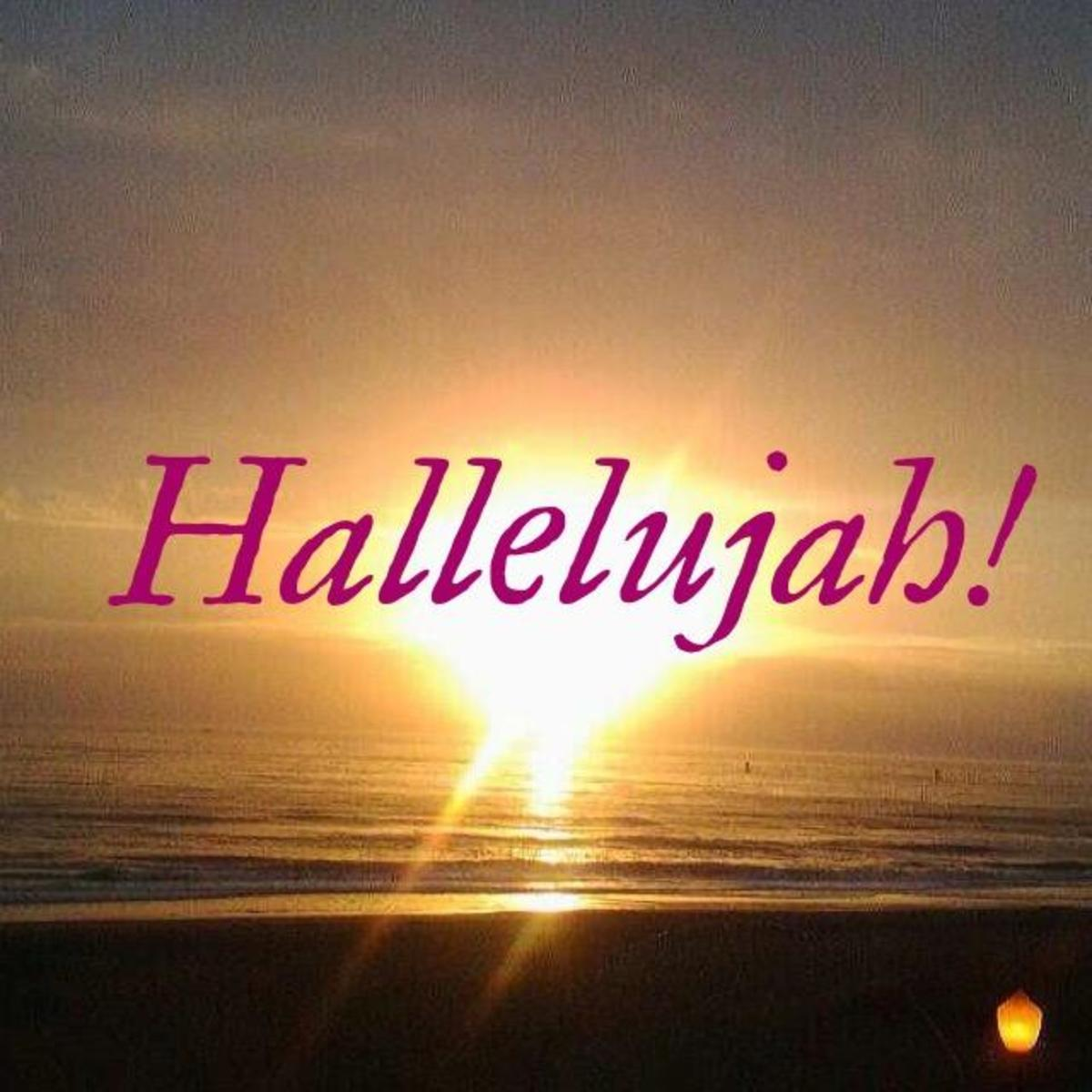 Hallelujah: Bible Word Study