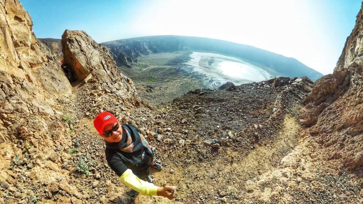 Al Wahba Crater, Saudi Arabia's