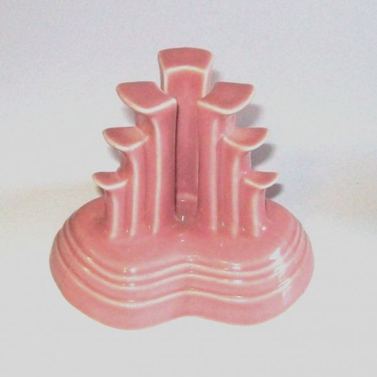 Fiesta Pyramid Candlestick : Nick and Nessies on Etsy