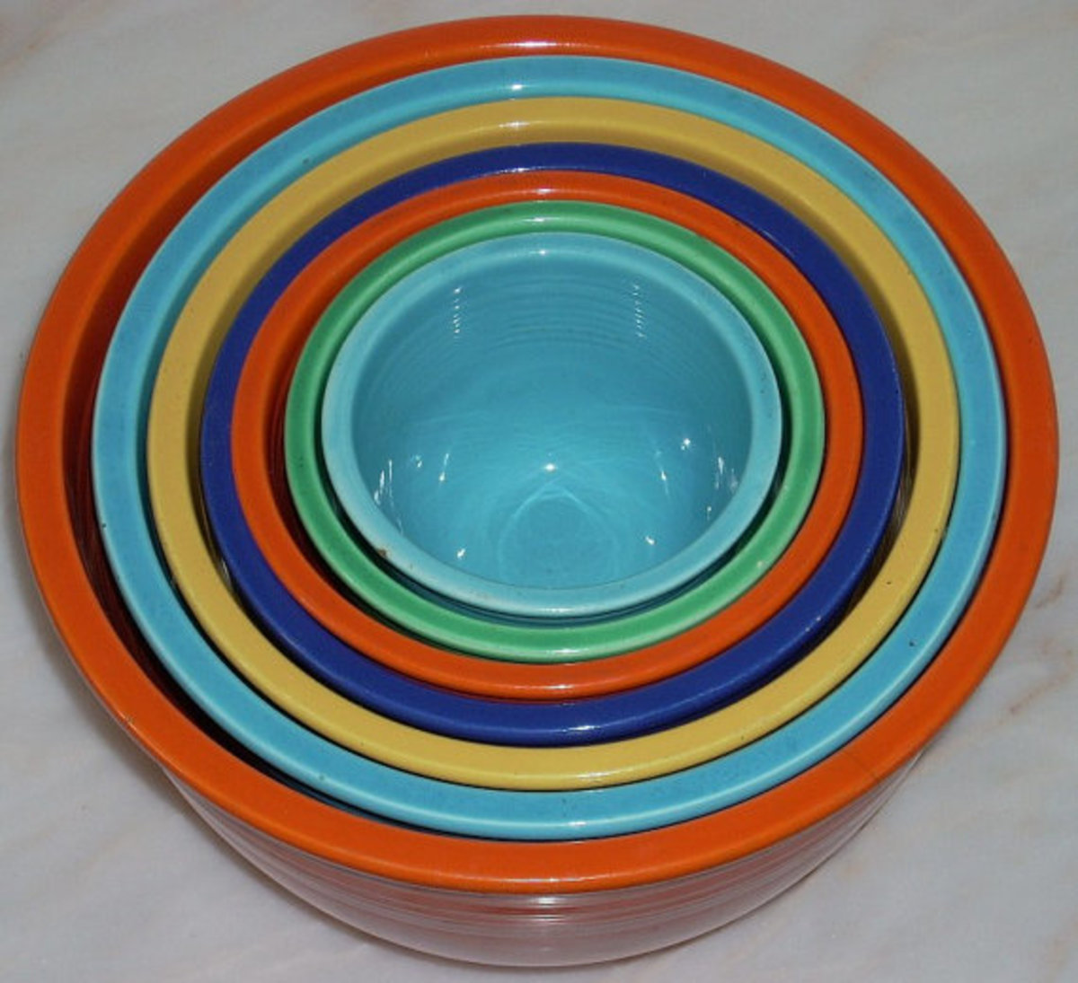 Fiesta and Homer Laughlin Dinnerware