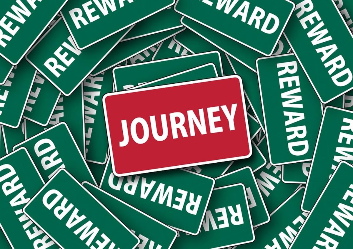Earn rewards for your effort
