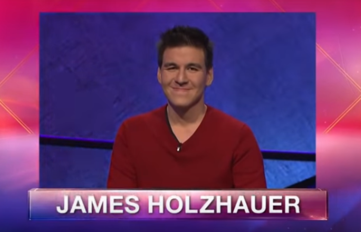 'Jeopardy!' Contestant James Holzhauer Wins More Than $1 Million