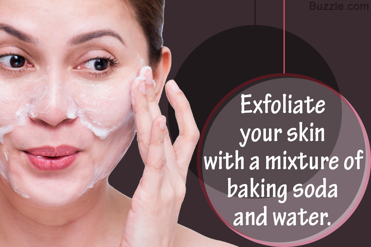 Uses of Bicarbonate Soda in Beauty