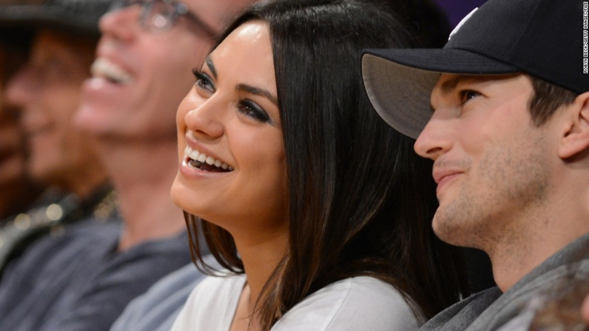 Ashton Kutcher and Mila Kunis's Zodiac Compatibility