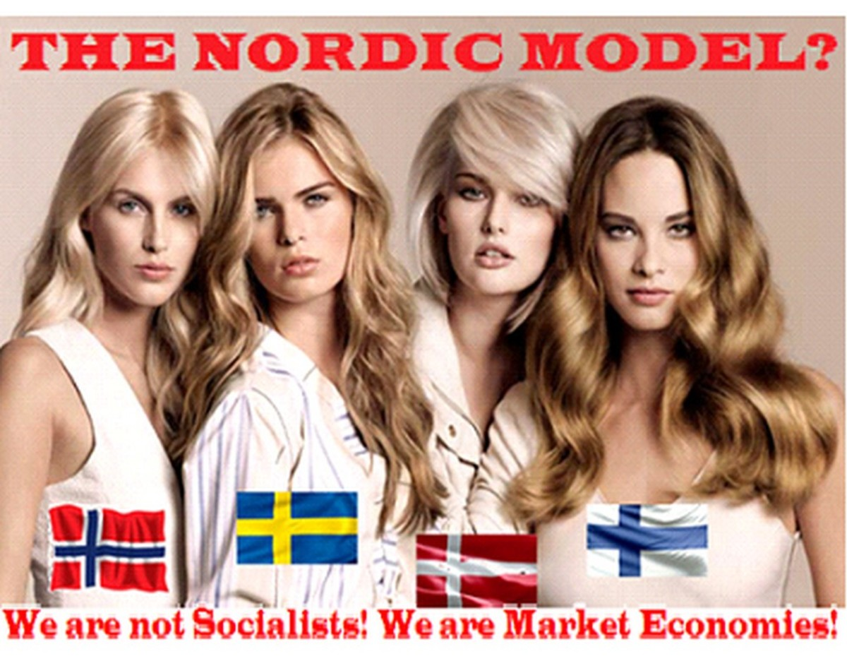 Nordics to American Progressives: Stop Calling Us Socialists!