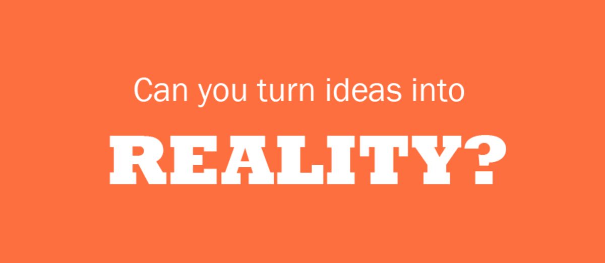 Having a Business Idea is not Enough