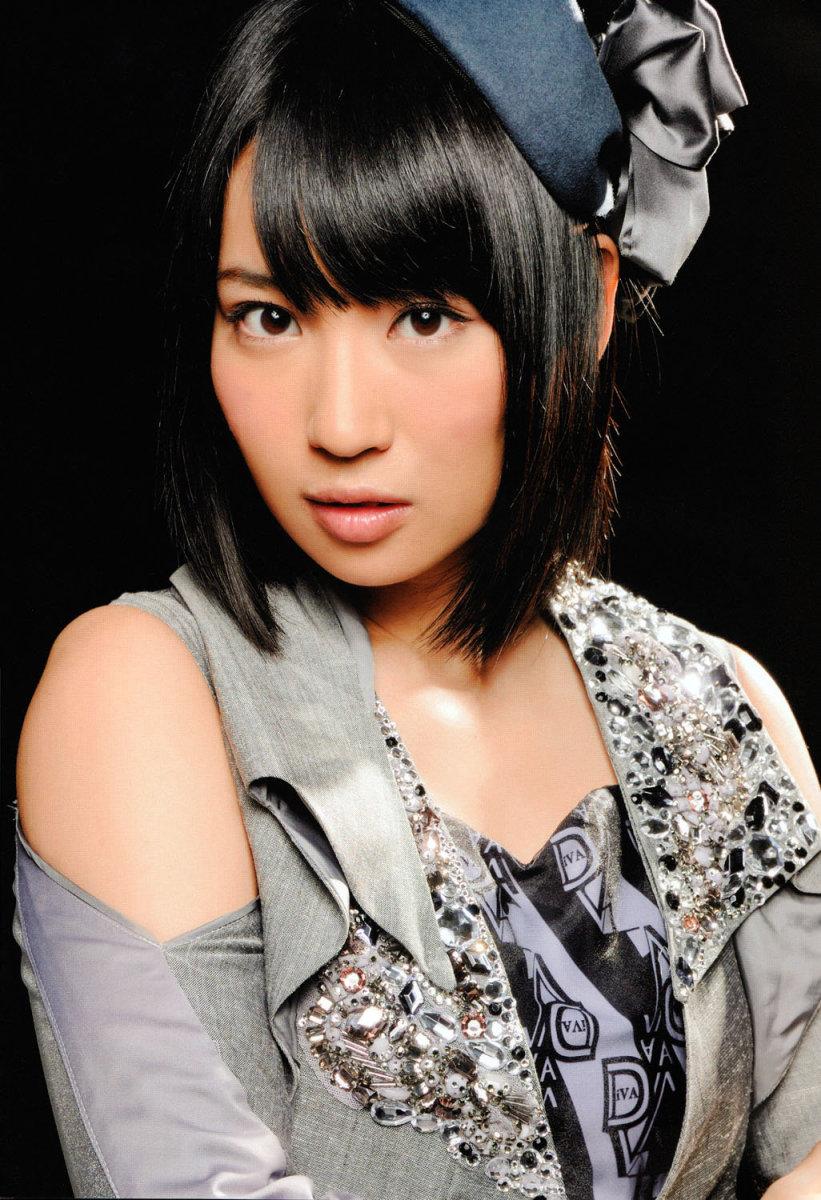 Yuka Masuda the Japanese Pop Singer and Former Akb48 Member That Resigned Due to a Major Sex Scandal