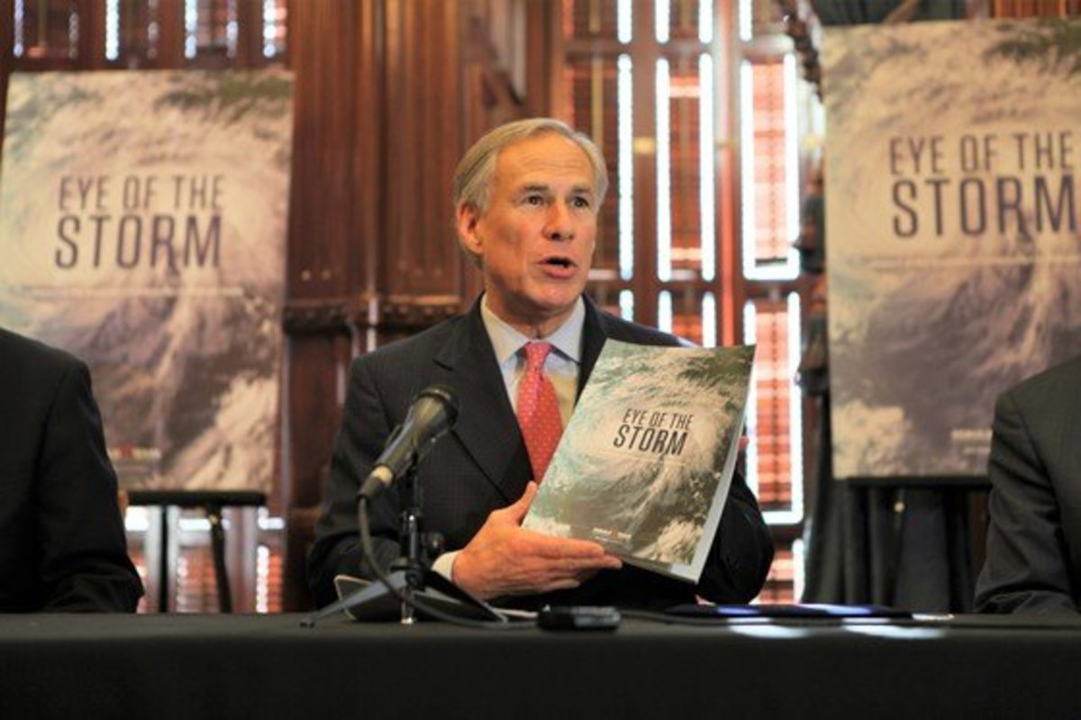 Texas Governor Greg Abbott Dispatches National Guard to Mexican Border to Meet Immigration Crisis