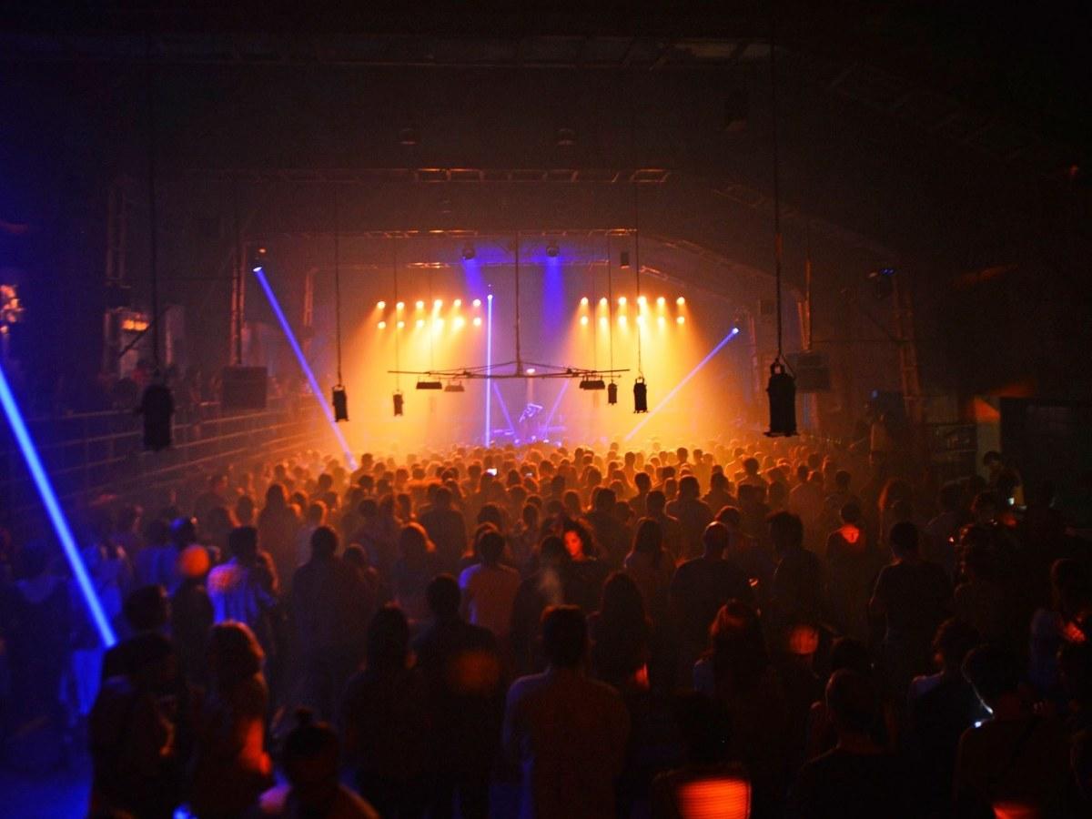 Bassiani night club