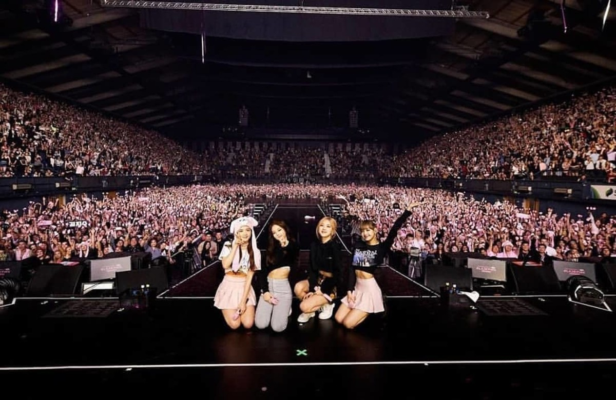 What is a Blackpink Concert Like?
