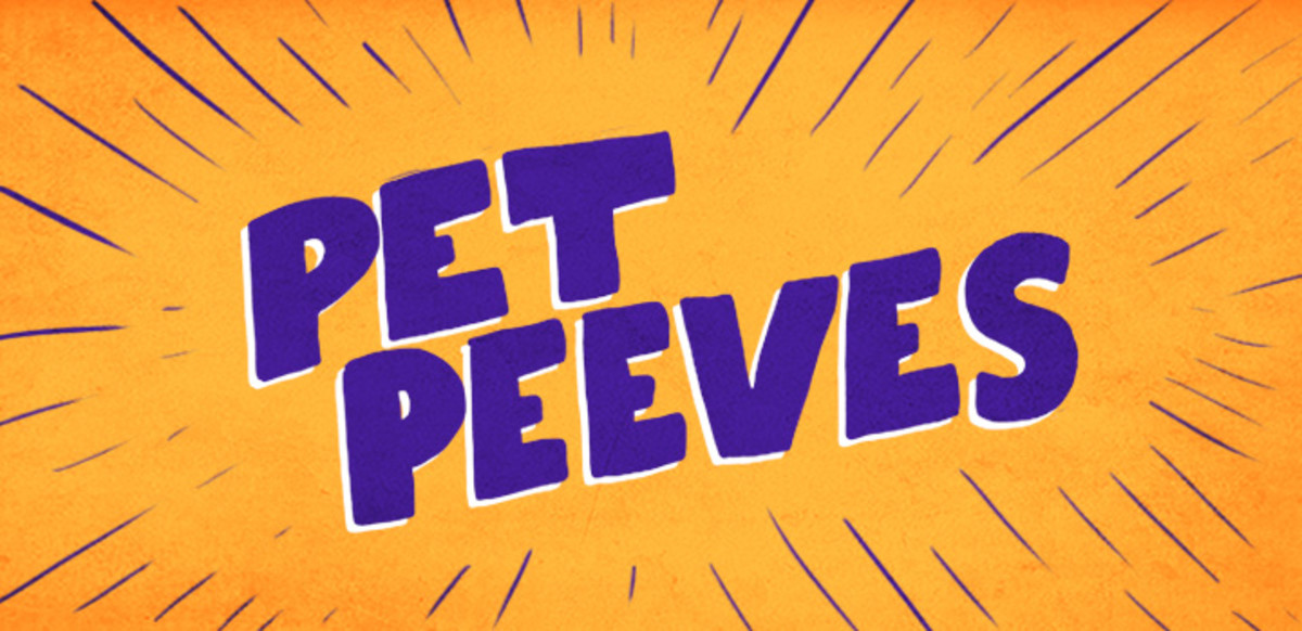 Did Your Biggest Pet Peeves Make the List?