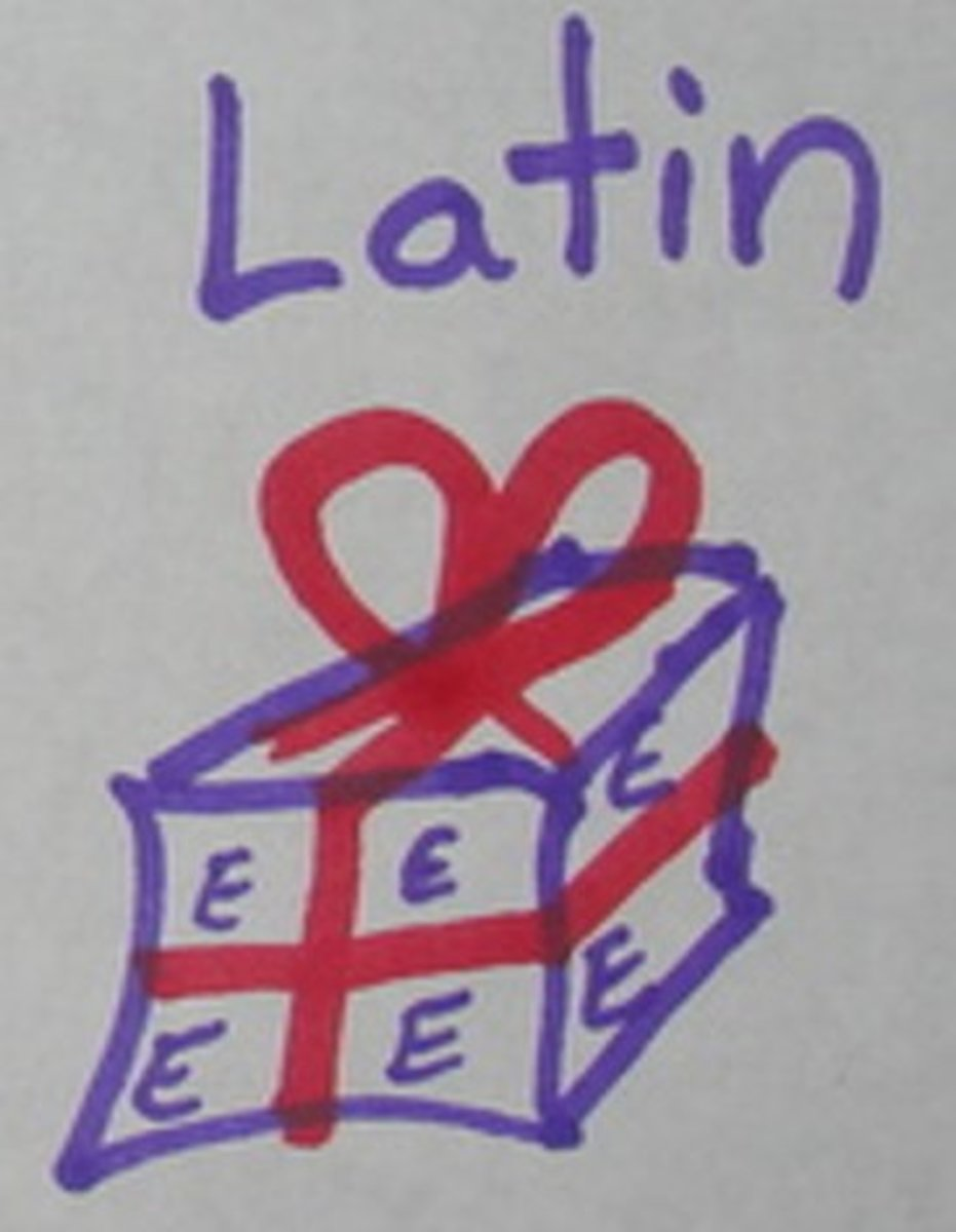 """The Latin Perfect Tense starts with the sound """"eeee."""""""