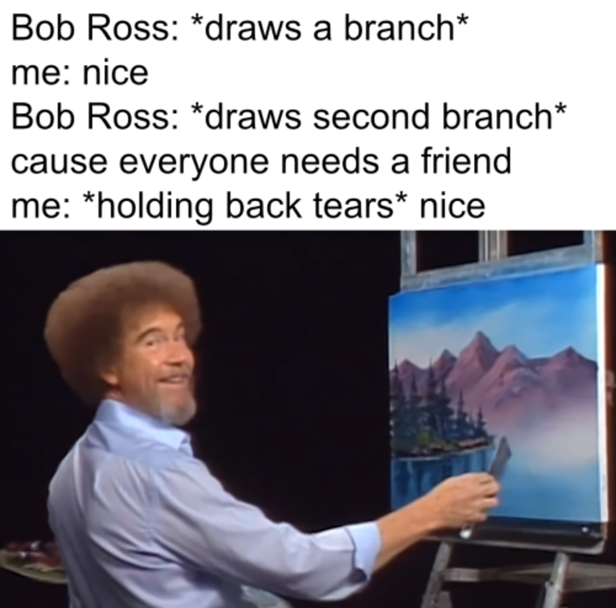 Wholesome Bob Ross Quotes We All Should Learn From
