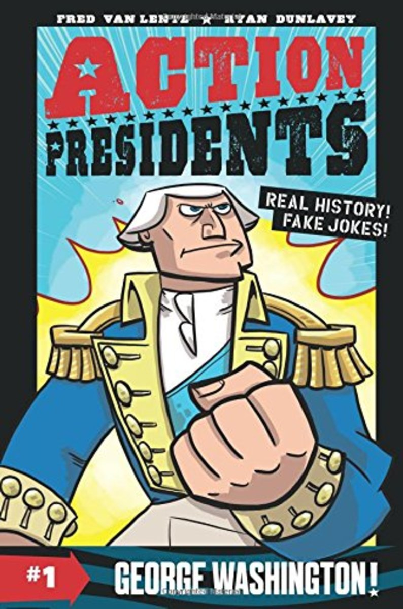 George Washington! (Action Presidents #1) by Fred Van Lente