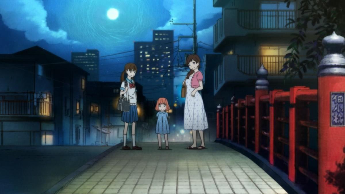 Hinata, Akari and Momo Kawamoto.
