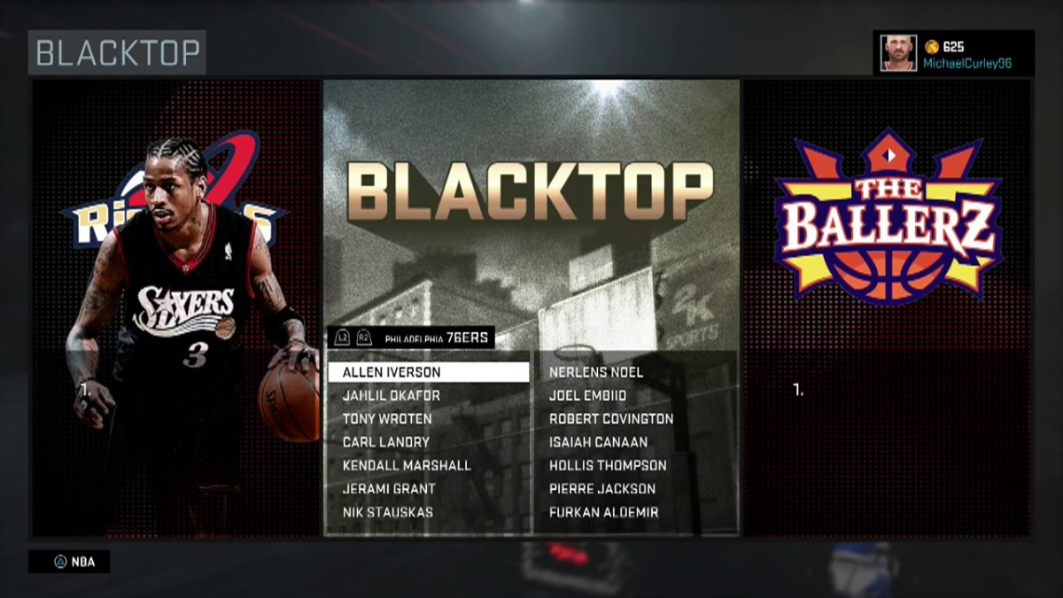 This feature was so good in 2K16.